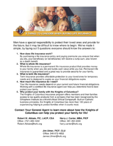 Protecting Yourself and Your Family