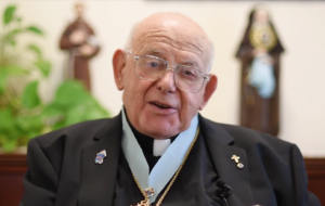 Message from Bishop Loverde – State Chaplain