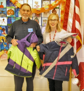 Kilmarnock Council Delivers 238 Coats for Kids