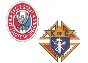 Eagle Scout Adds To Knights Project