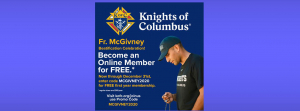 Join the Knights FREE